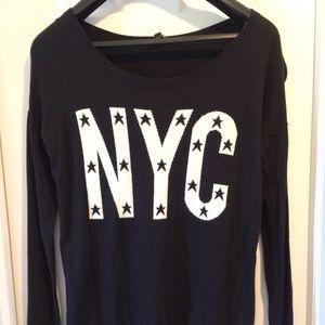 NWOT Express Super Soft lightweight sweater